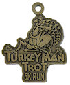 Example of Half Marathon Medallion