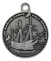 Example of 26.2 Medal