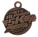 Photo of Running Marathon Finisher medallion