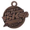 Sample Half Marathon Medallion