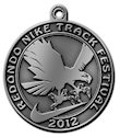 Example of Sports Medallion