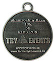 Example of Charity Participant medal