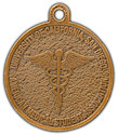 Example of Charity Medal
