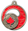 Example of Sports Medal