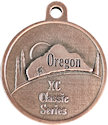 Sample Fundraising Medal
