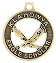Drawing of Sport Medal