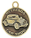Example of Charity Medallion