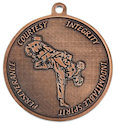 Sample Sports Participant medal