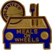 Example of Promotional Badge Pin